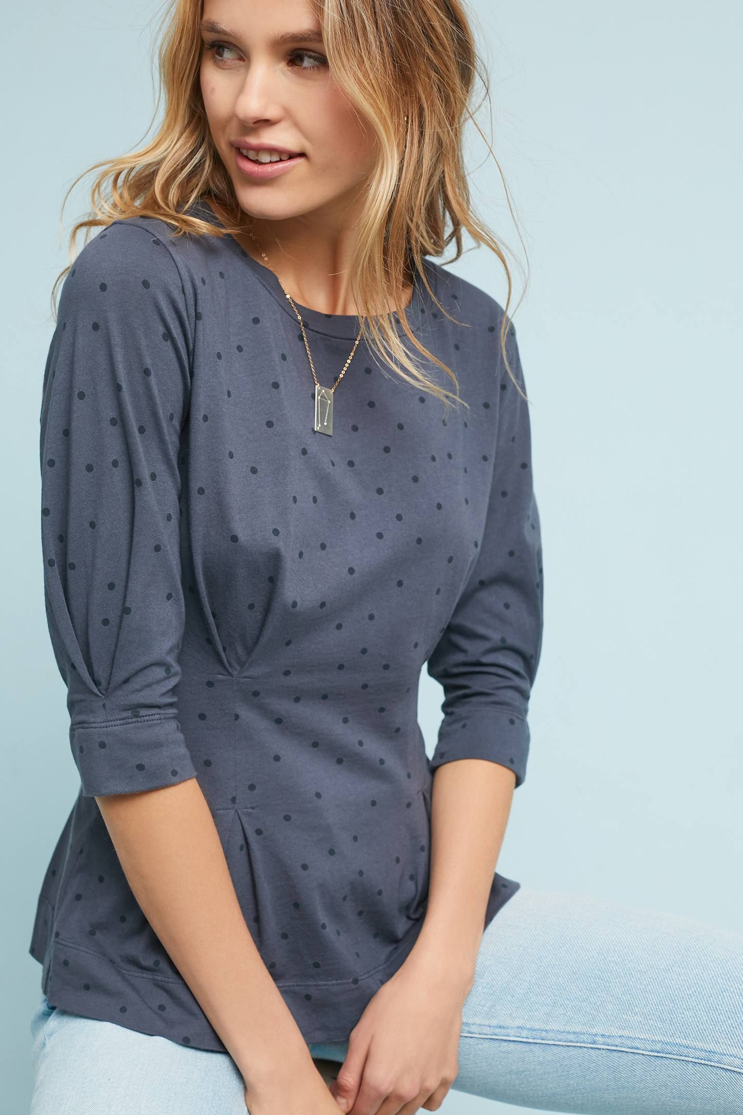 Shop the Rooney Printed Tee and more Anthropologie at Anthropologie today.  Read customer reviews b0db1bb8f