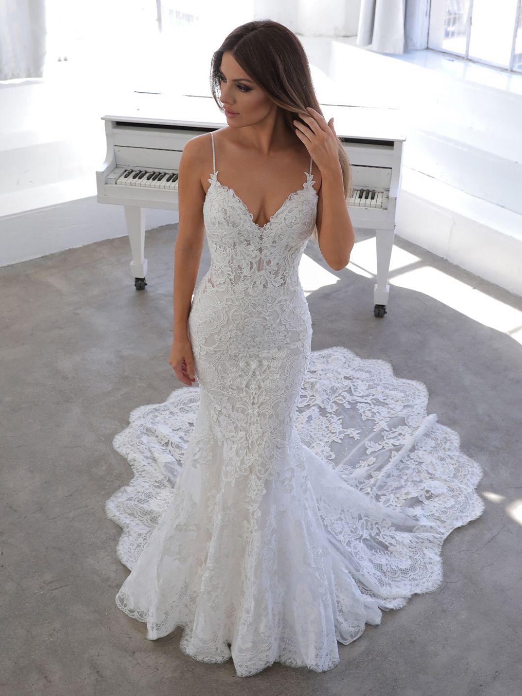 Nini 2021 Blue By Enzoani Enzoani Dream Wedding Ideas Dresses Wedding Dresses Lace Wedding Dresses [ 1418 x 1064 Pixel ]