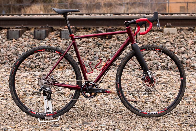 Kurt's Cyclocross Frame