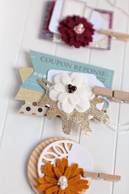 Astuce du lundi - Embellissez vos cadeaux - Stéphanie 4