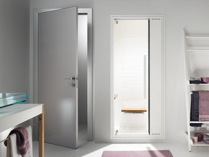 Pin en uno spazio due usi doccia e bagno turco