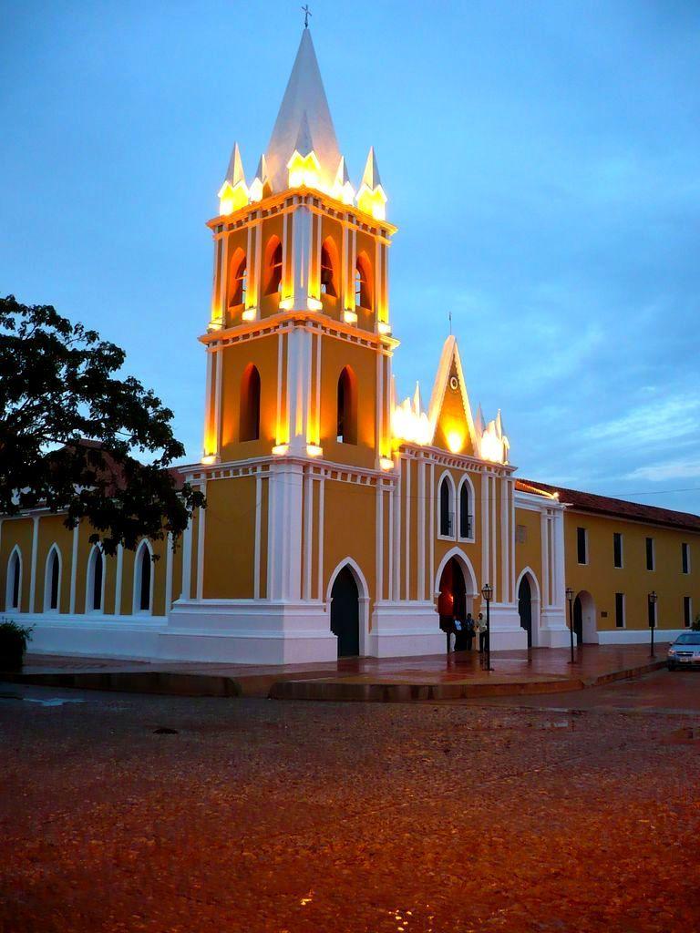 Iglesia de San Francisco en Coro, Venezuela | MUNDO VENEZUELA ...