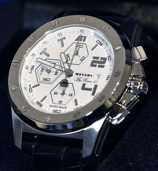 catawiki online auction house meyers fly racer 47 men s wrist catawiki online auction house meyers fly racer 47 men s wrist watch automatic chronograph