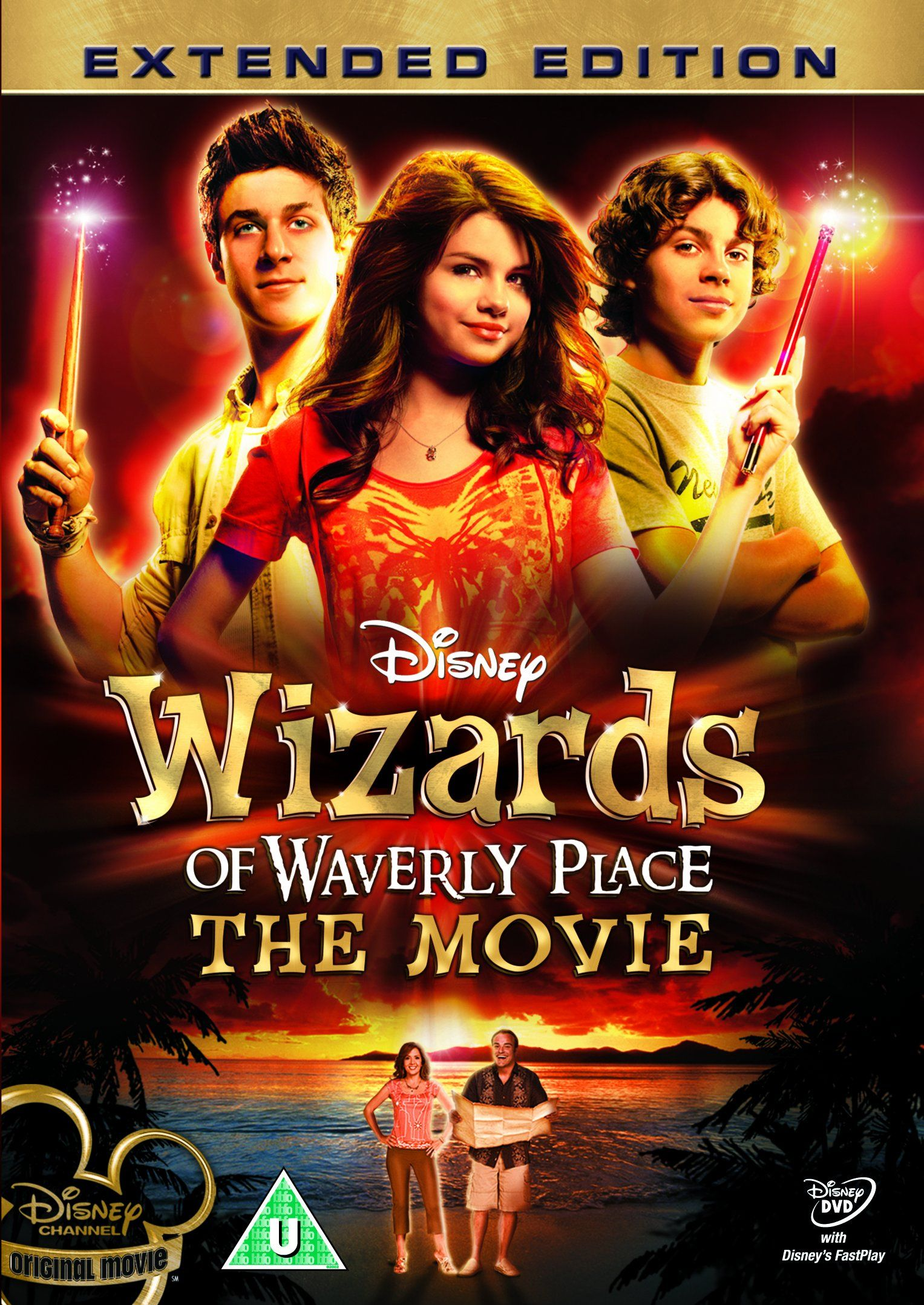 Wizards Of Waverly Place The Movie Reino Unido Dvd Place Waverly Wizards Movie Peliculas Viejas De Disney Pelicula Disney Channel Peliculas De Halloween