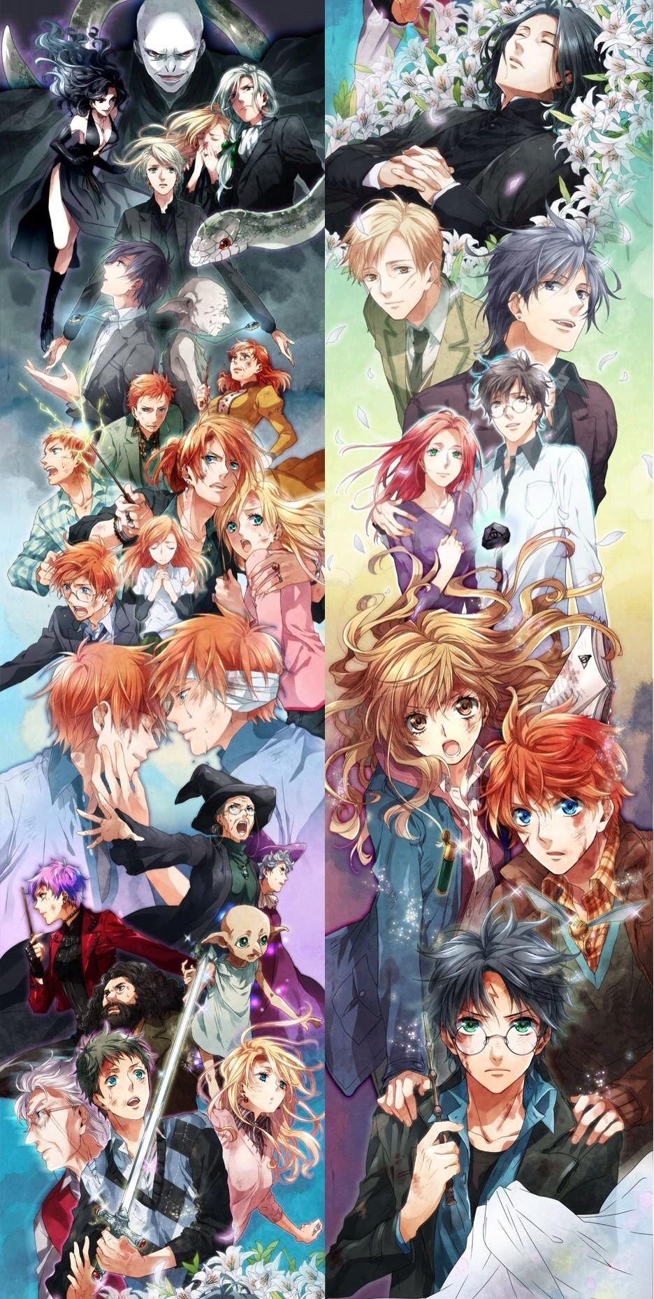 harry potter manga version Harry Potter [Manga