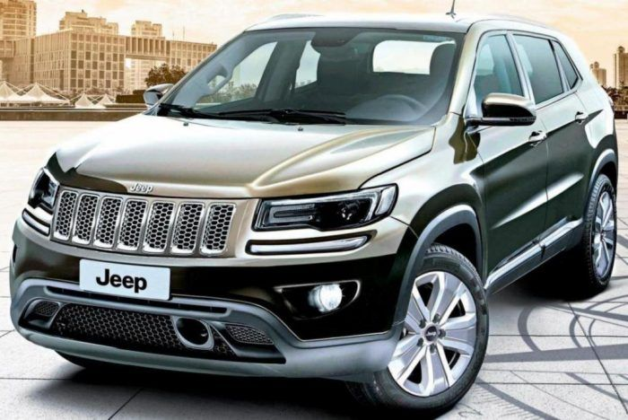 Jeep 551 Jeep Compass To Be Revealed This Month Report Jeep