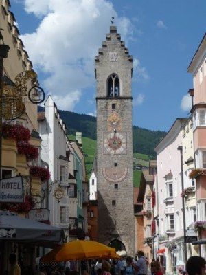 Vipiteno, Italy- Alpine Holiday 1971 | Bits & Blogs