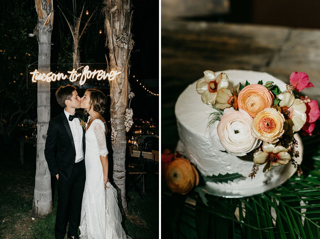 Bougainvillea boho chic an epic wedding in palm springs palm