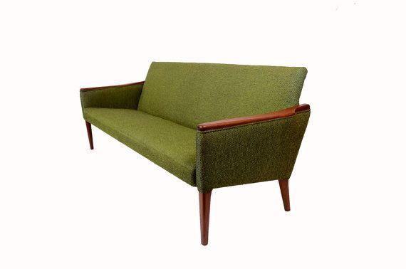 Komfort danish design sofa made in denmark randers m belfabrik 60s danish modern danish design - Designer couch modelle komfort ...