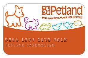 Petland Credit Card Offers Credit card application