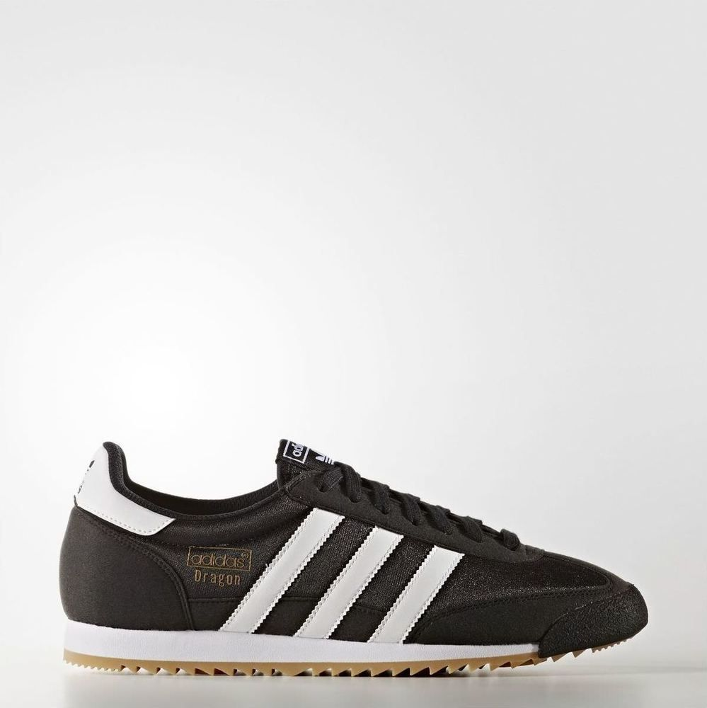 buy popular 08587 d0d9c Adidas-Originals-Dragon-OG-Men-Black-BB1266-Sneakers-Trainer-Shoes-All-Size  NEW  Adidas  Originals