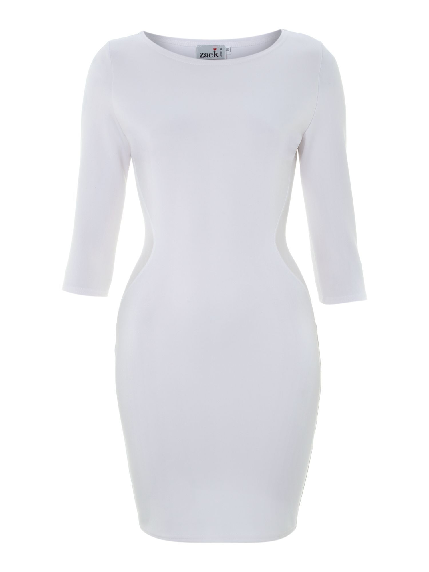 Bodycon White Dress   Fashion Outlet Review   Fashion ...