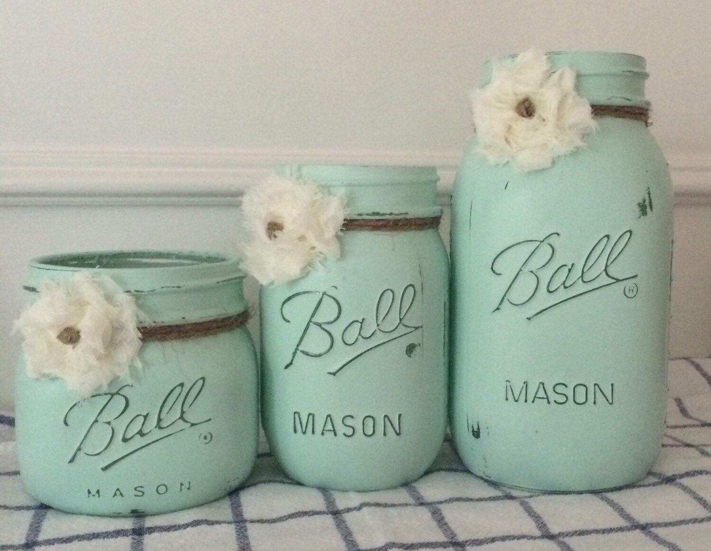 Painted Mason Jars 250 Best Vintage Jar Fun Images On Pinterest