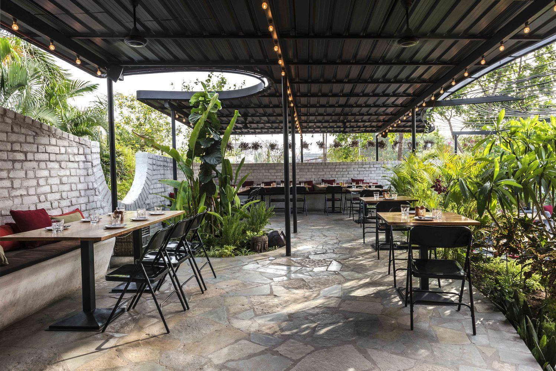 Gallery Of Think Of It Restaurant Studio Lagom 4 Restaurant
