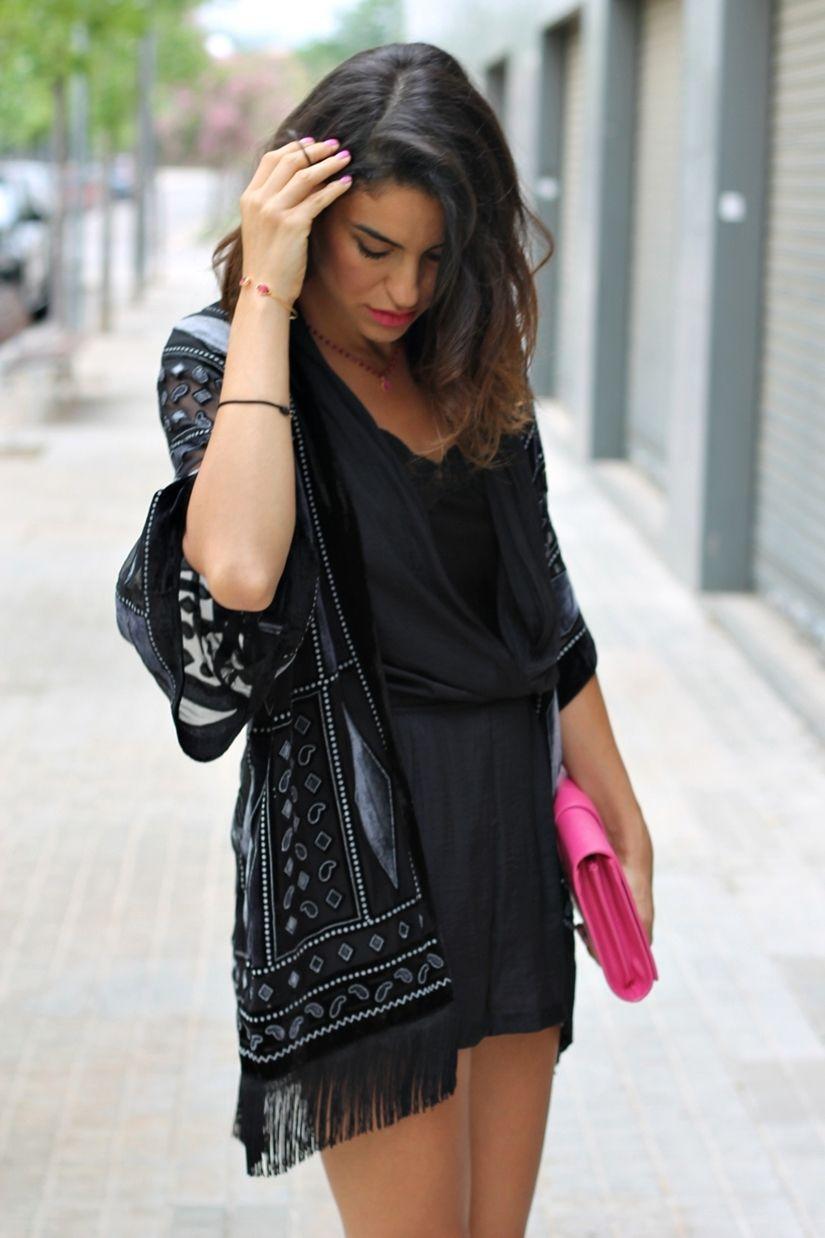 Farabian: Kimono, Rubibasic y Valentino