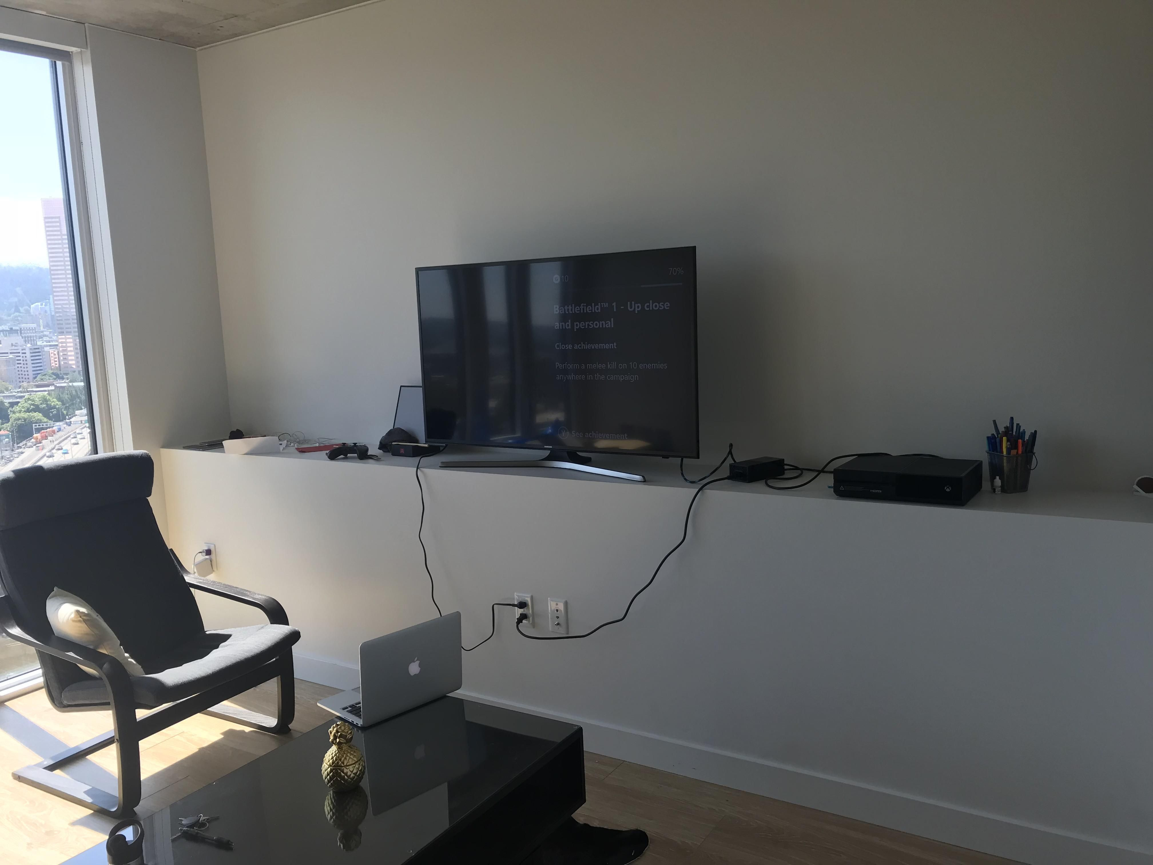 How to Hide these Wires in the Living Room? https://i.redd ...