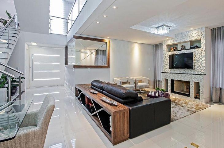 Wohnzimmer Koch ~ Behagliche atmosphäre schaffen wohnzimmer holzgestaltung