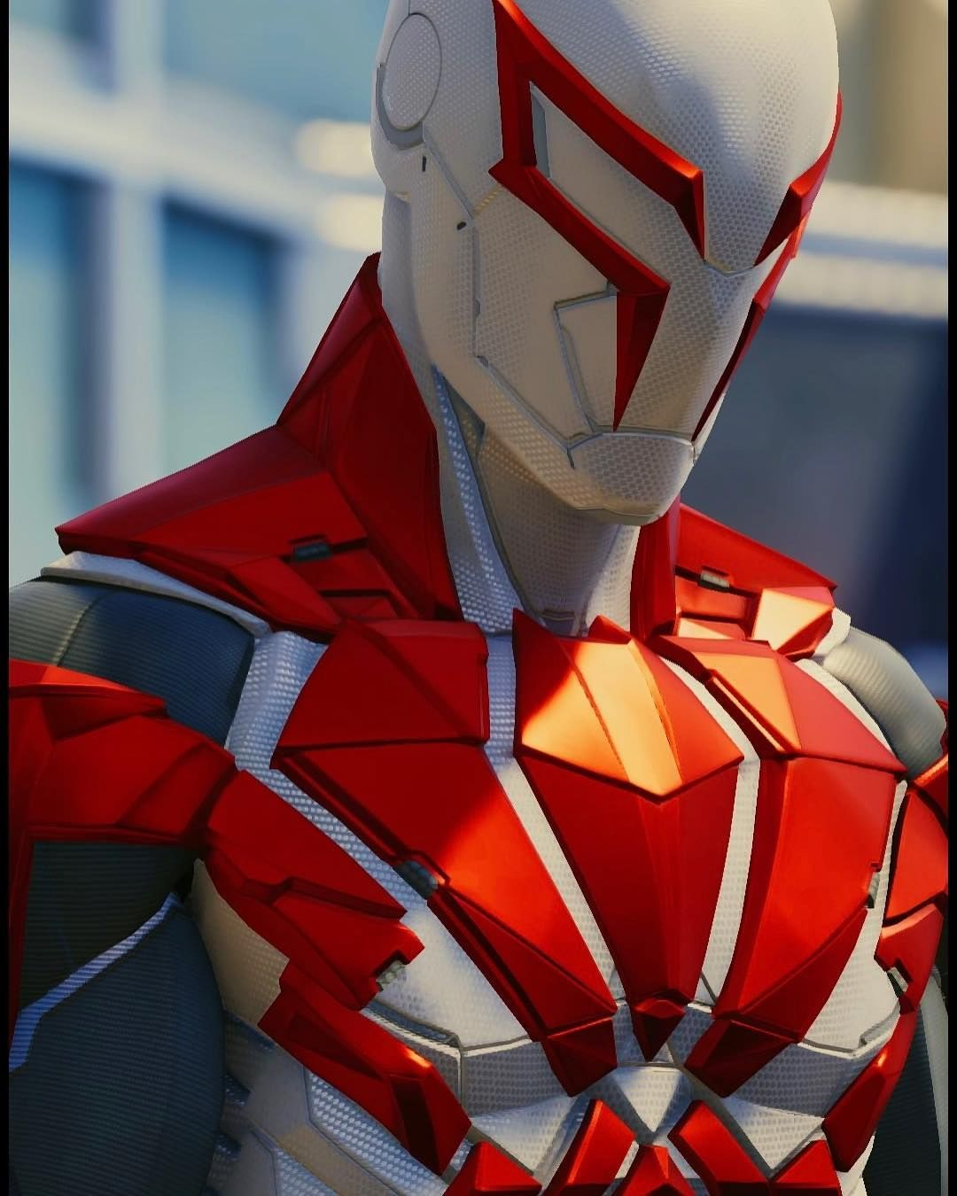 Spidey Suit Series Spider Man 2099 White Suit Gametography