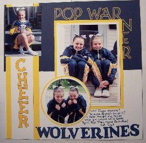 cheer pg2 - Scrapbook.com