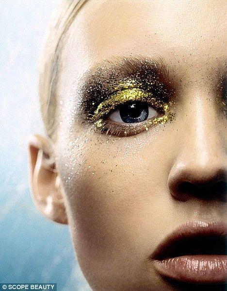 Photo of Alt det glitrer: festmake-up som er både sofistikert og glamorøst