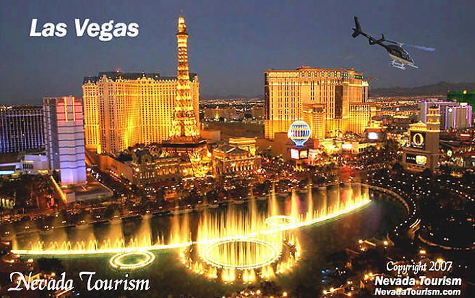 Pictures Of Las Vegas Nevada Visitors Say There Is No Place Like