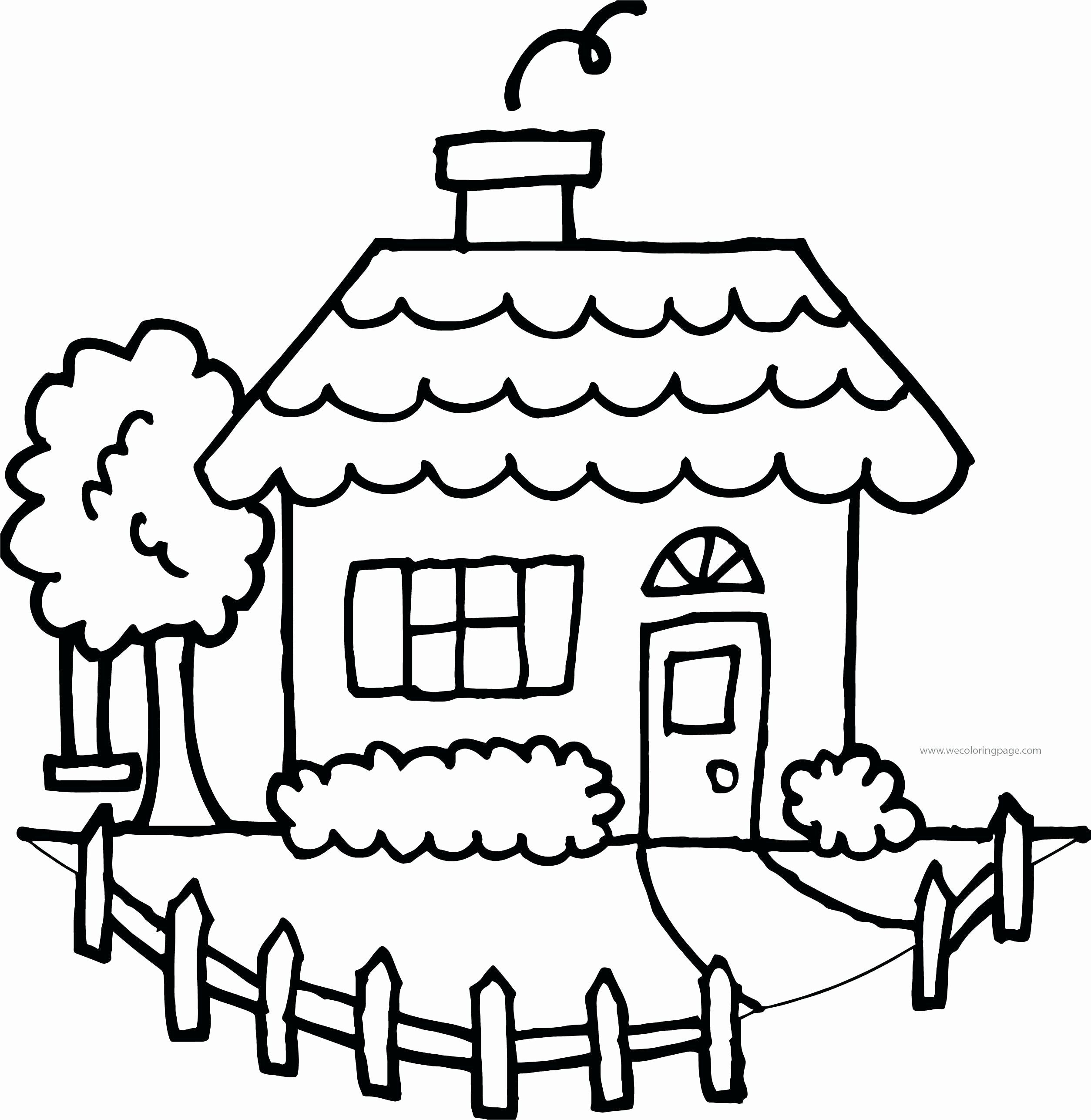 Coloring Tree House New House Coloring Page Album Sabadaphnecottage House Colouring Pages Coloring Pages Coloring Pages For Kids