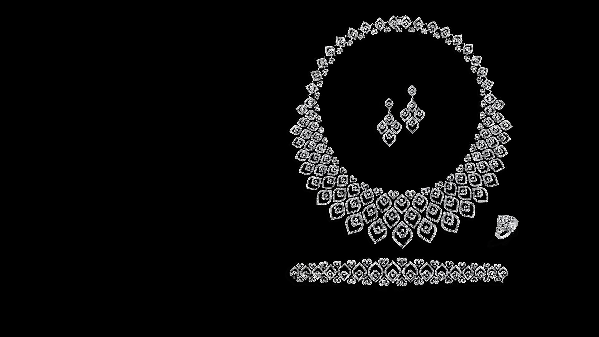 High jewelry mouawad jewels parure pinterest high jewelry