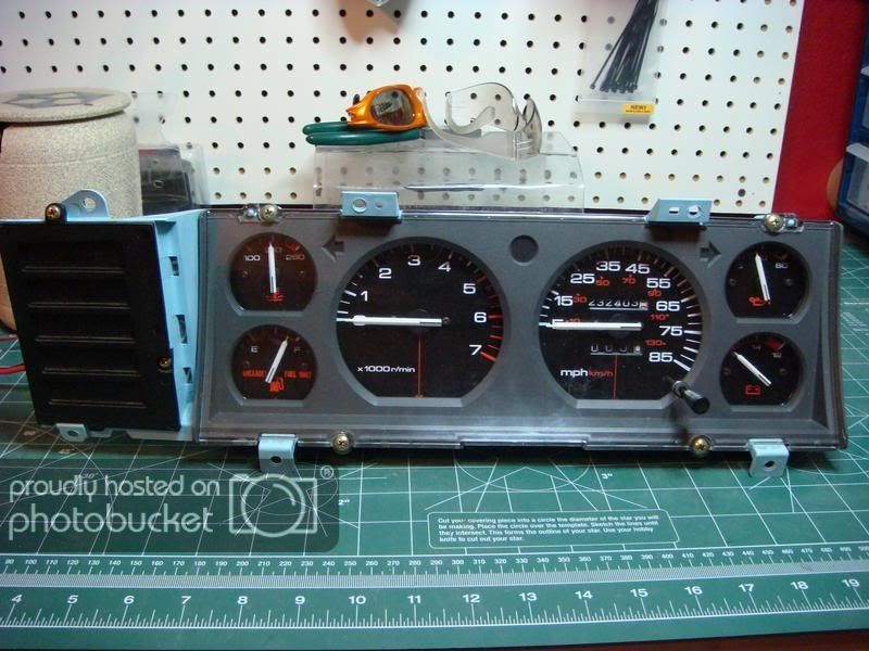 How To Gauge Cluster Swap Odometer Recalibration Lots Of Pics