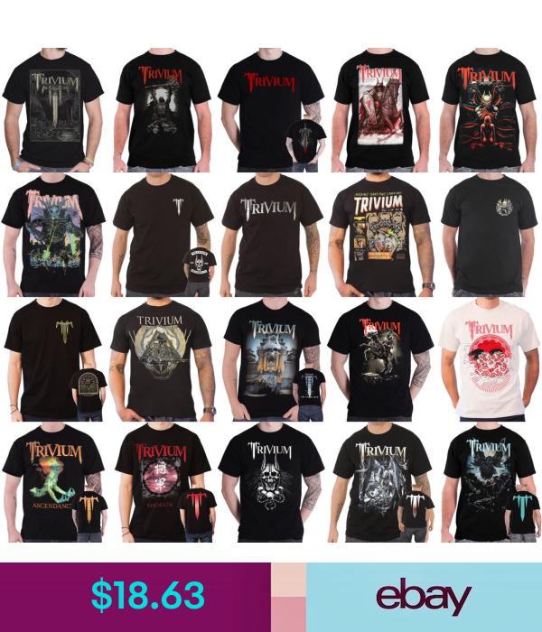 Trivium TShirts ebay Clothes, Shoes & Accessories