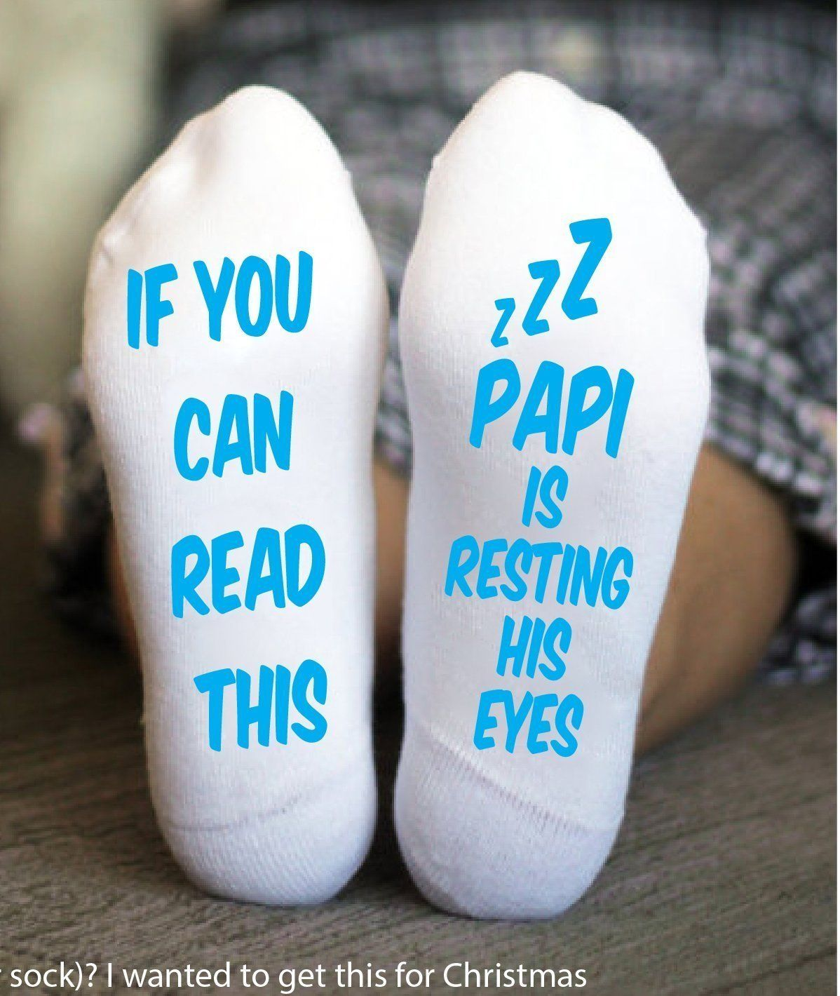 Men S Socks Funny Sayings Papi Is Resting His Eyes Gift Handmade Funny Socks For Men Funny Birthday Gifts Funny Mothers Day