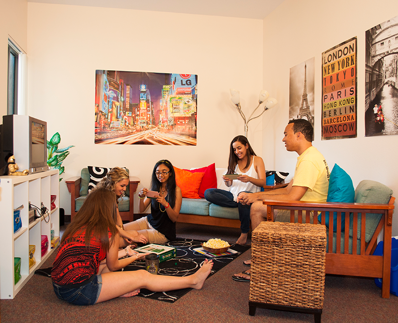 Rosen College Apartments » Housing And Residence Life » UCF