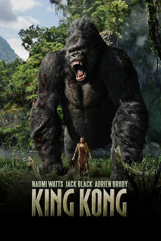 King Kong 2005 King Kong Movie King Kong King Kong 2005