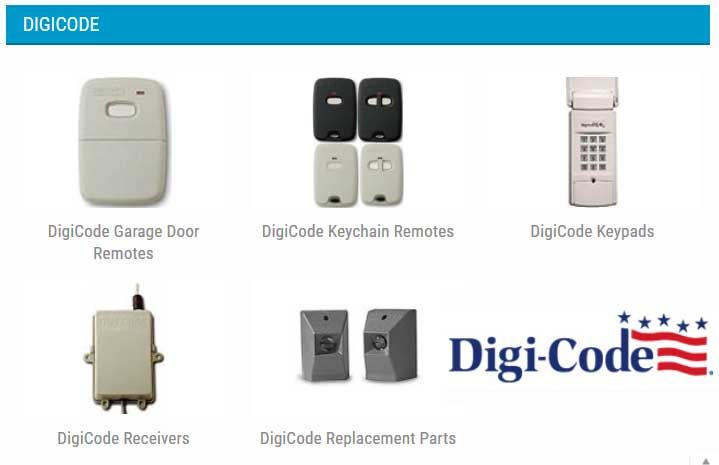 Digi Code Garage Door Opener Devices And The Basic How To Setup