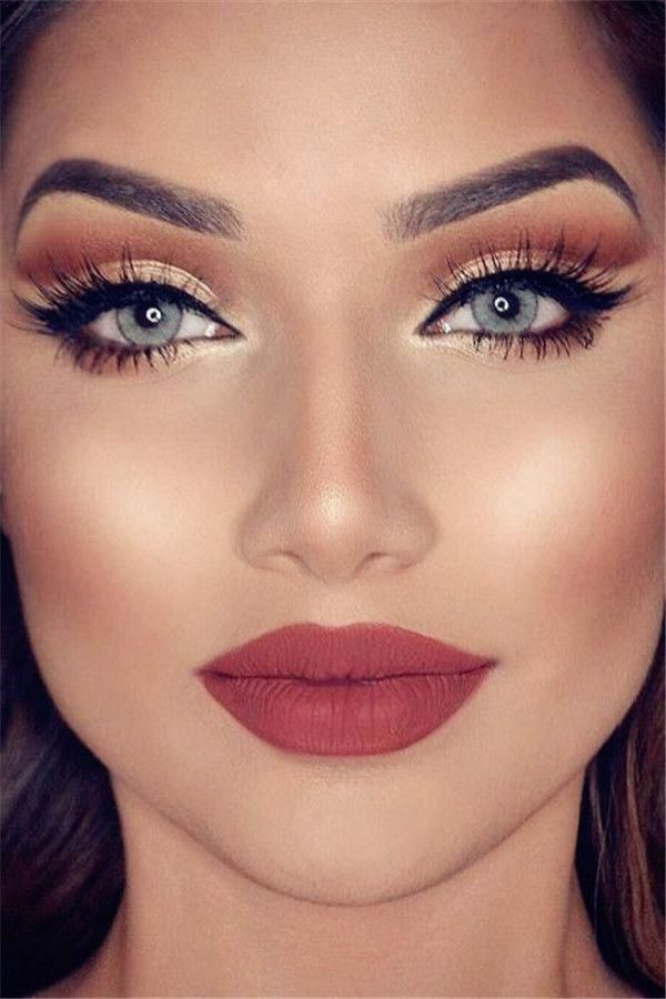 Photo of Top 15 Gorgeous Makeup Ideas Inspired by Rose Gold – BelliaBox #Makeuplooks,  #BelliaBox #Gol…