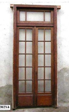 narrow french doors with transom - Google Search | Narrow ...
