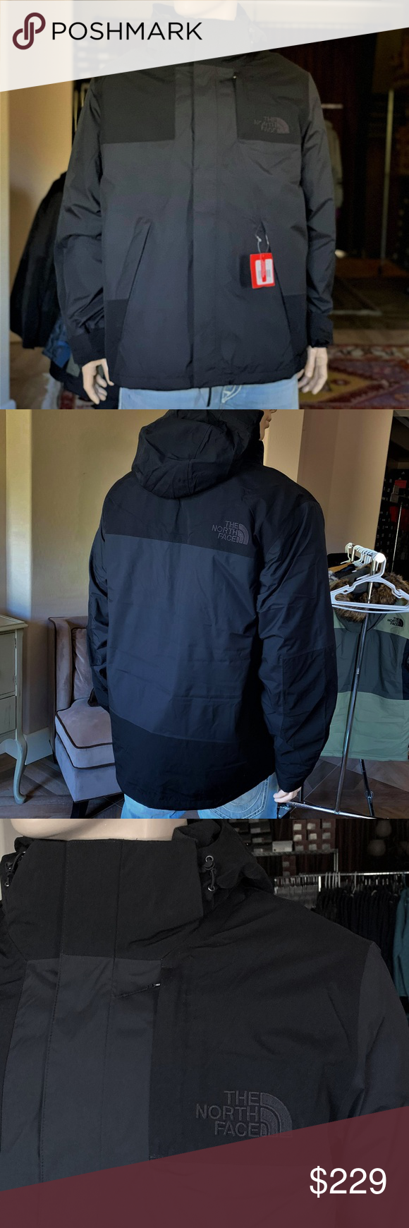 The North Face Bandon Triclimate 3 In 1 Jacket 3 In 1 Jacket Triclimate Jacket Jackets [ 1740 x 580 Pixel ]