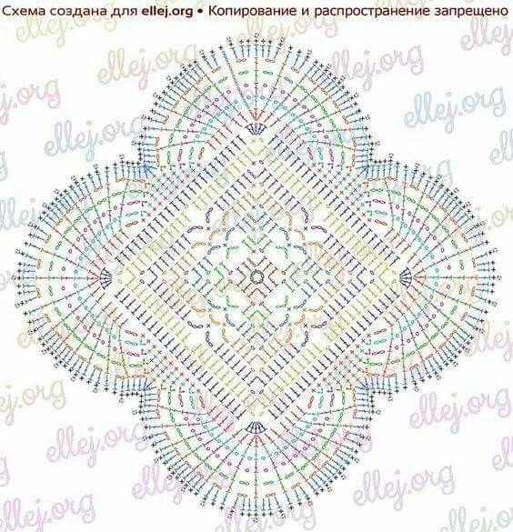 Pin de Hema Hadimani en Doiles | Pinterest | Carpeta, Ganchillo y ...