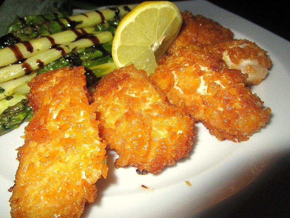 Knusprig - leichte Chicken Nuggets 1
