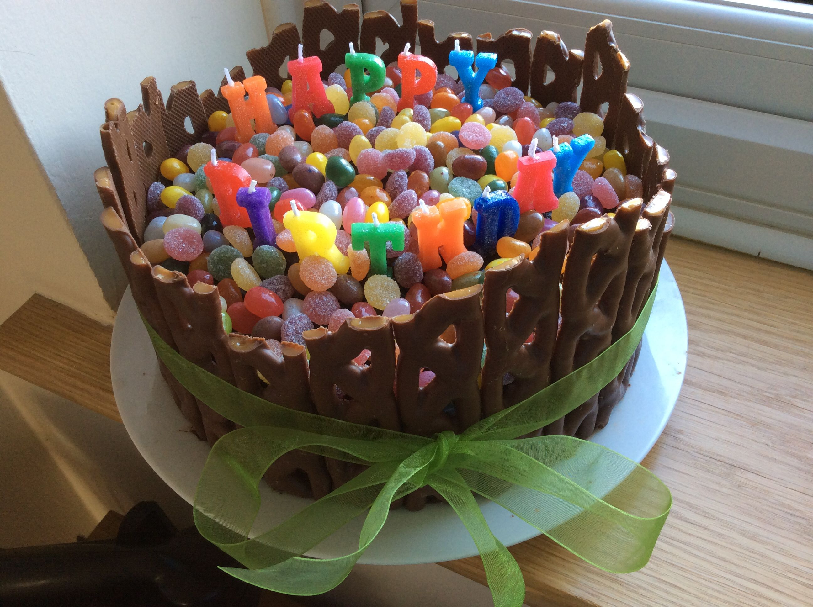 Curly wurly cake belly cakes cake desserts