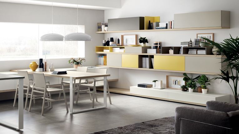 Www.scavolini.it | Sala | Pinterest | Kitchens, Room kitchen and ...