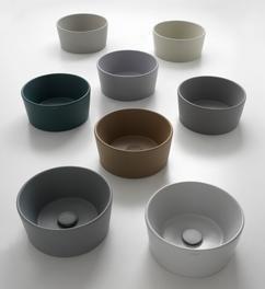 Ceramica Globo Serie Stone.Ceramica Globo 14 Keramische Kleuren Voor Verschillende Wastafels