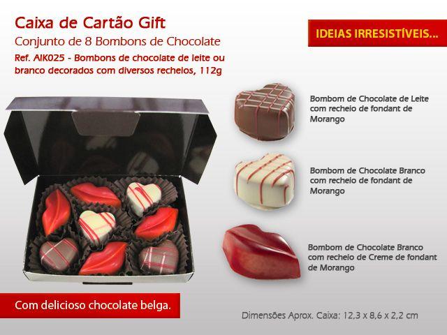 Sabia que dia 13 de Abril é o Dia do Beijo? E que tal enviar um chocolate em forma de beijo para essa pessoa especial!www.mysweets4u.com/pt/?o=1,5,44,49,2,0