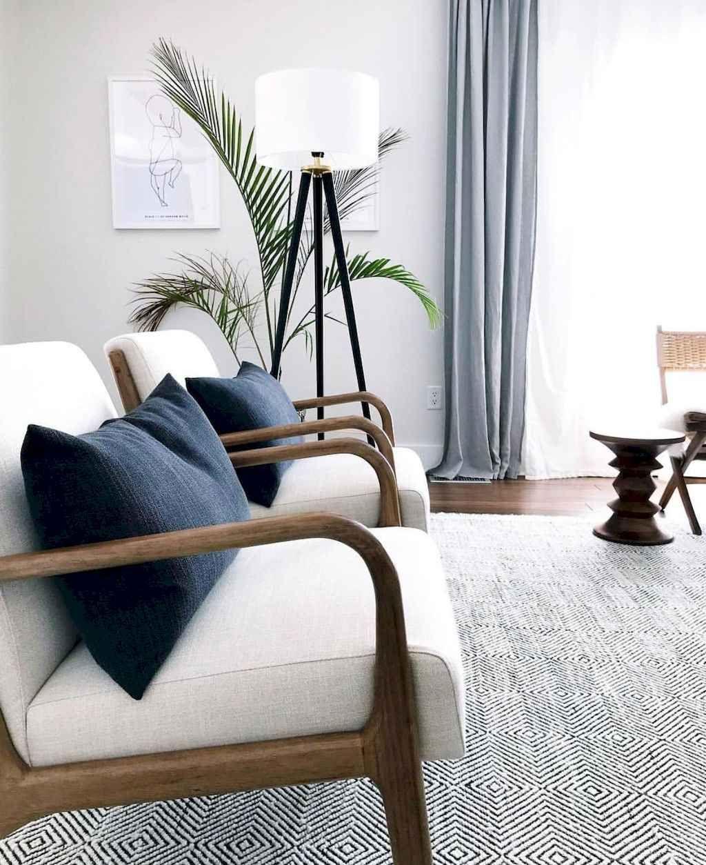 70 Mid Century Modern Living Room Design Ideas