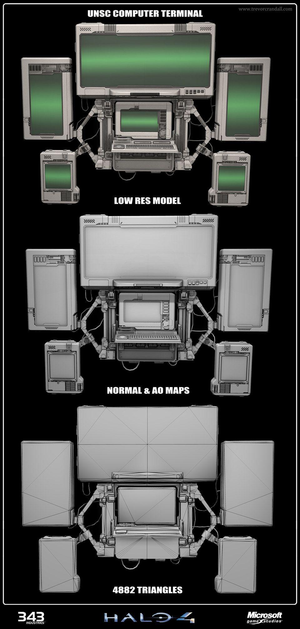 Halo 4 Sci Fi Props Sci Fi Environment Sci Fi News