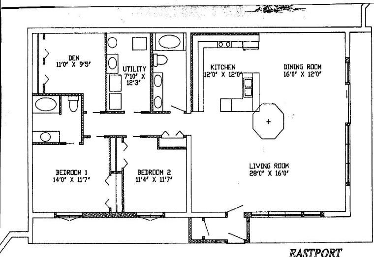 awesome earth contact house plans berm home rammed plan | Home ...
