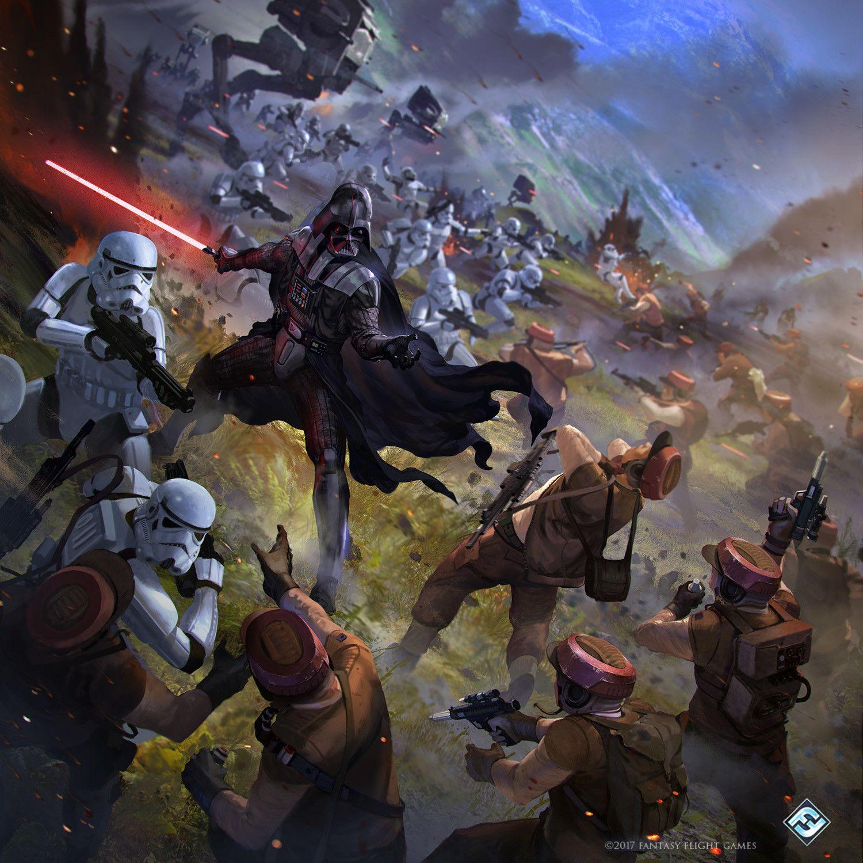 Artstation Star Wars Legion Alex Kim Star Wars Illustration Star Wars Art Star Wars Pictures