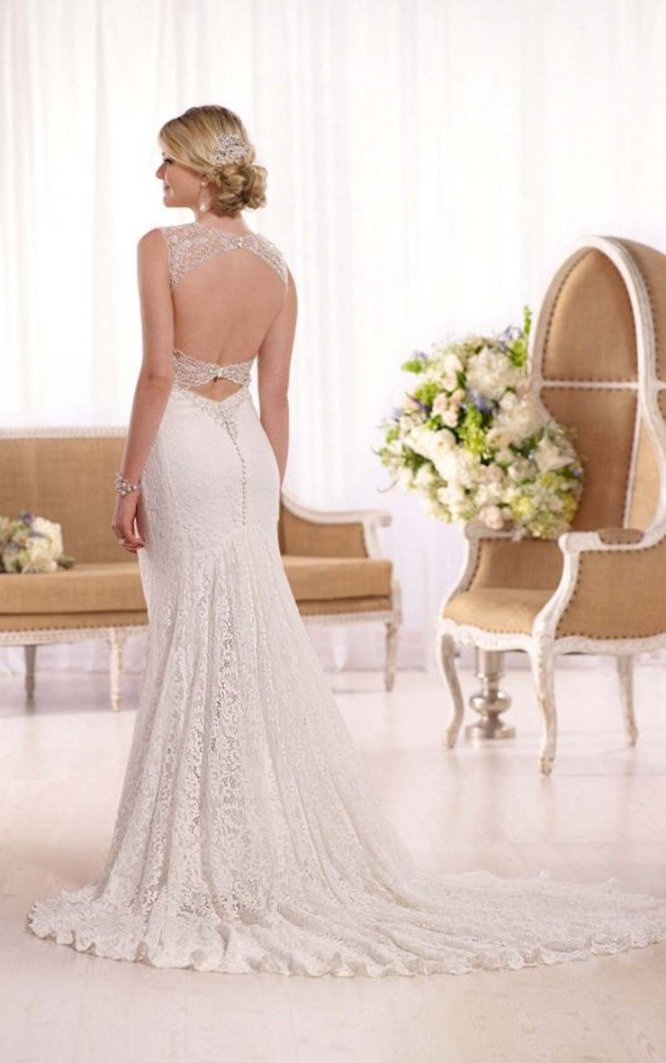 Pin by annette hoekstra on wedding day bride stuff pinterest the wedding gown by essense of australia features opulent designer lace over matte side lavish satin sheath wedding gown from essense of australia features ombrellifo Gallery