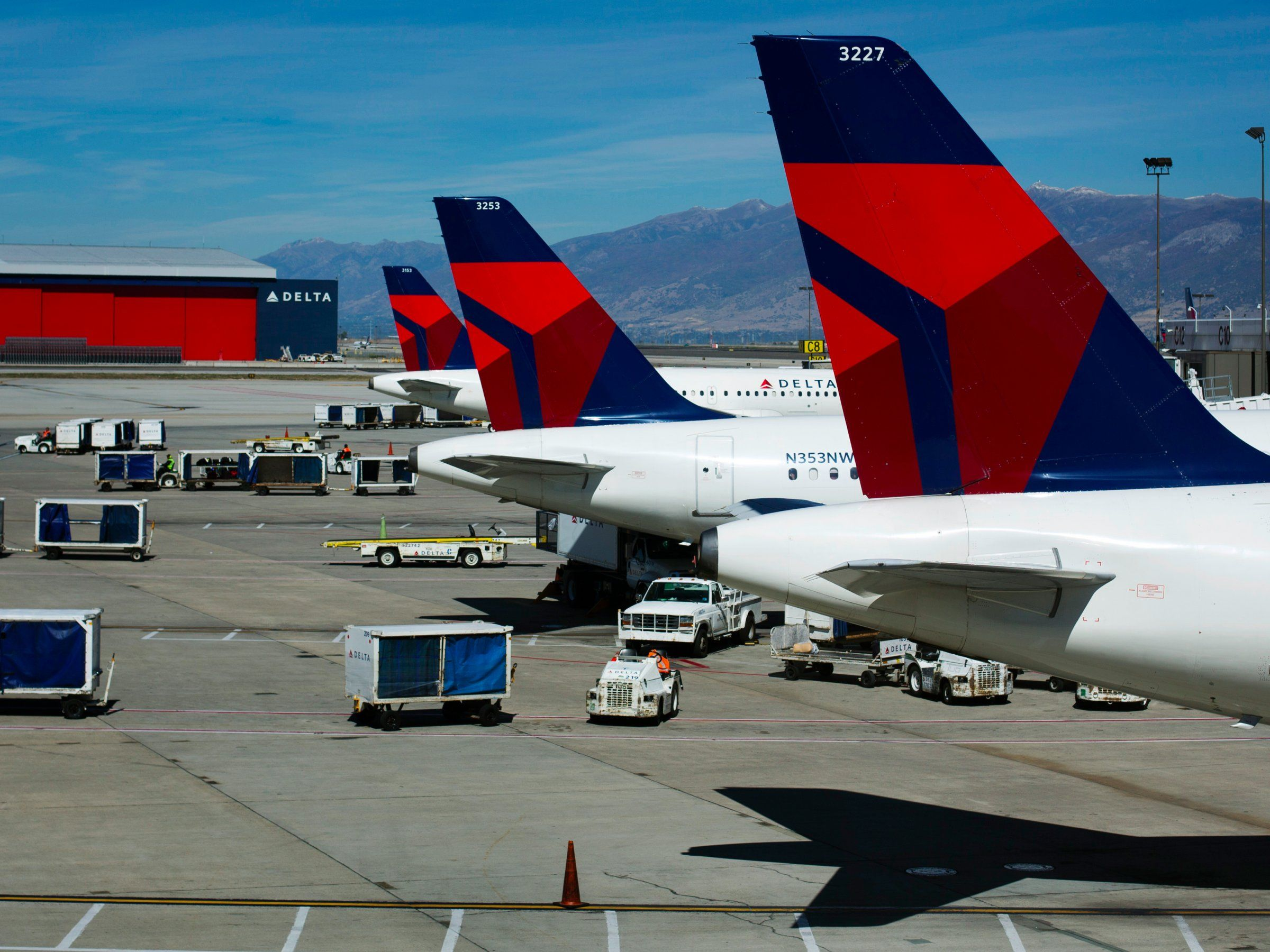 Passenger disturbance forces Beijingbound Delta Air Lines