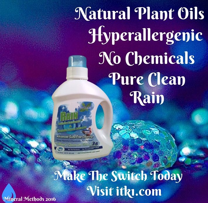 Chemical Free Laundry Soap No Detergent All Natural For Those Who