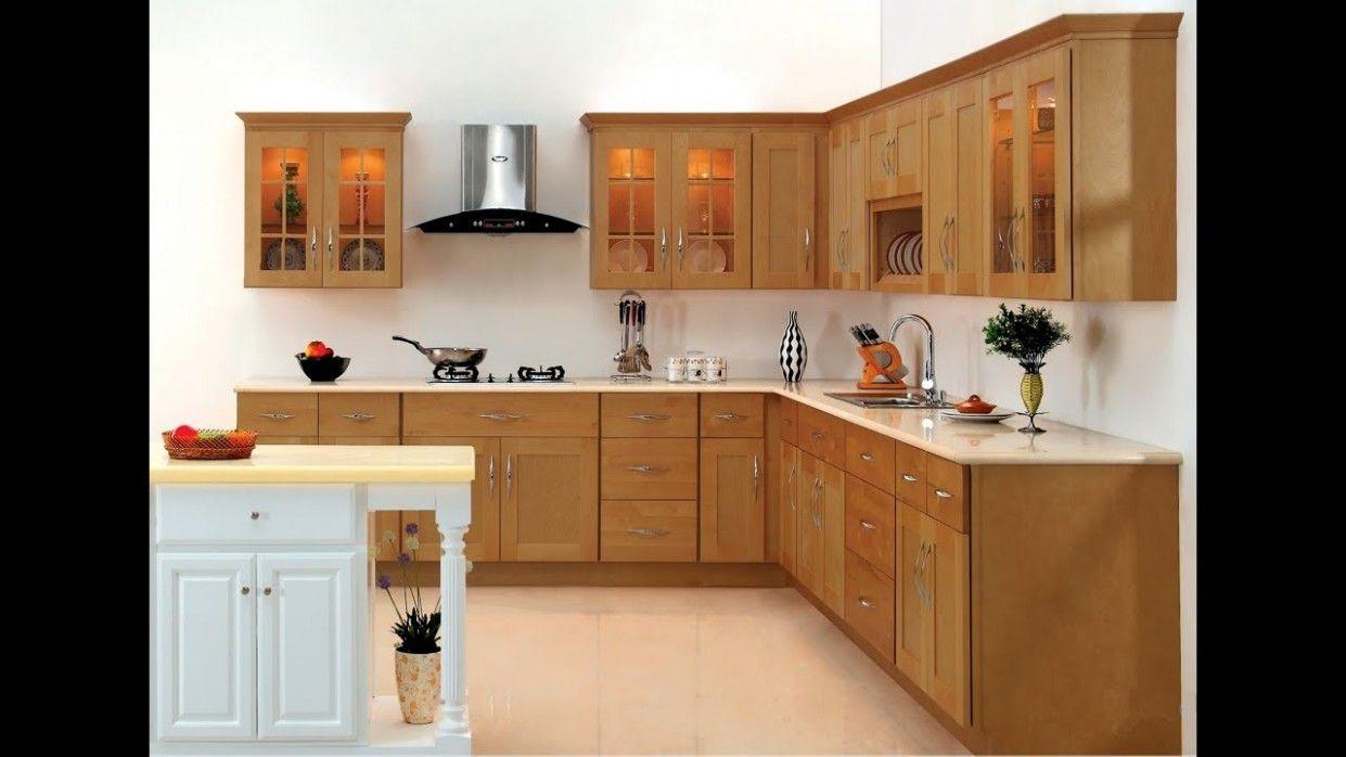 Kitchen Cabinet Design Online Lemari Dapur Dapur Mewah Dapur
